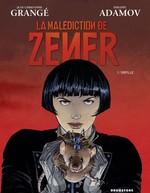 Vente Livre Numérique : La malédiction de Zener - Tome 01  - Jean-Christophe Grangé