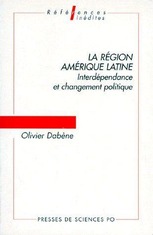 La région Amérique latine : interdépendance et changement politique