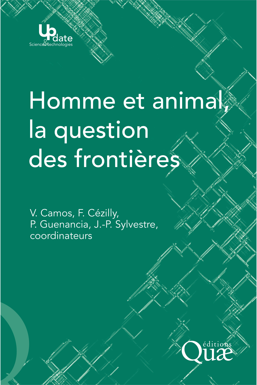 Homme et animal, la question des frontières
