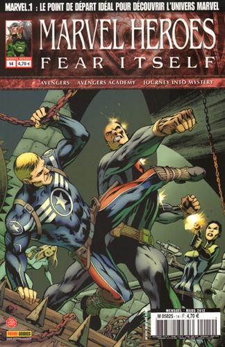 Marvel Heroes 14 (Fear Itself)
