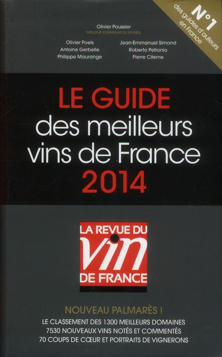 le guide des meilleurs vins de France (édition 2014)