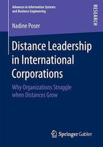 Distance Leadership in International Corporations  - Nadine Poser