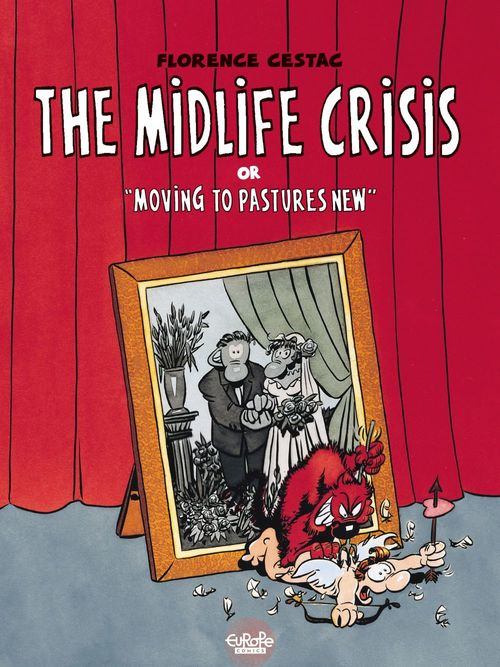 Vente Livre Numérique : The Midlife Crisis  - Florence Cestac