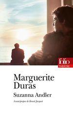 Vente EBooks : Suzanna Andler  - Marguerite Duras