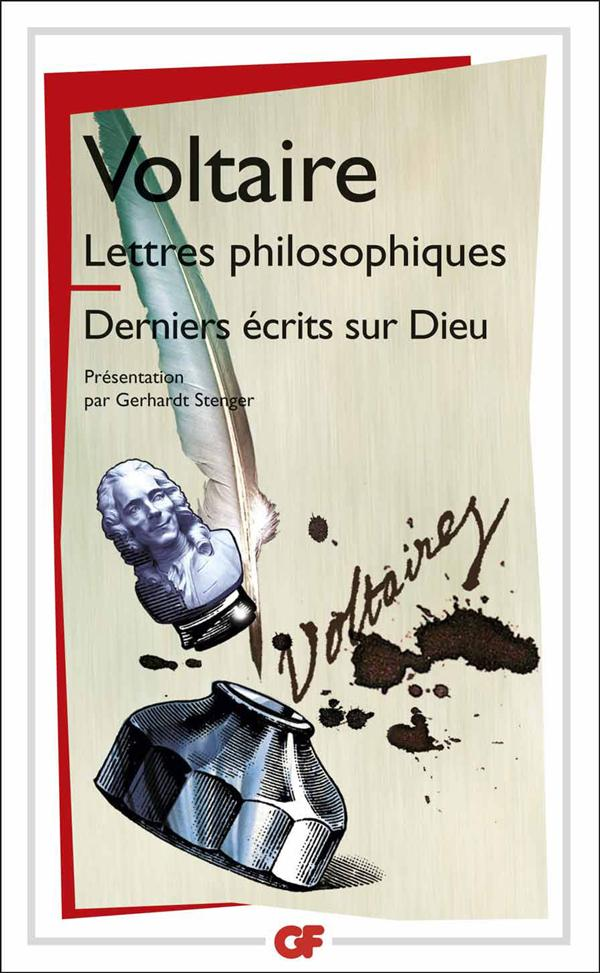 Lettres Philosophiques ; Derniers Ecrits Sur Dieu