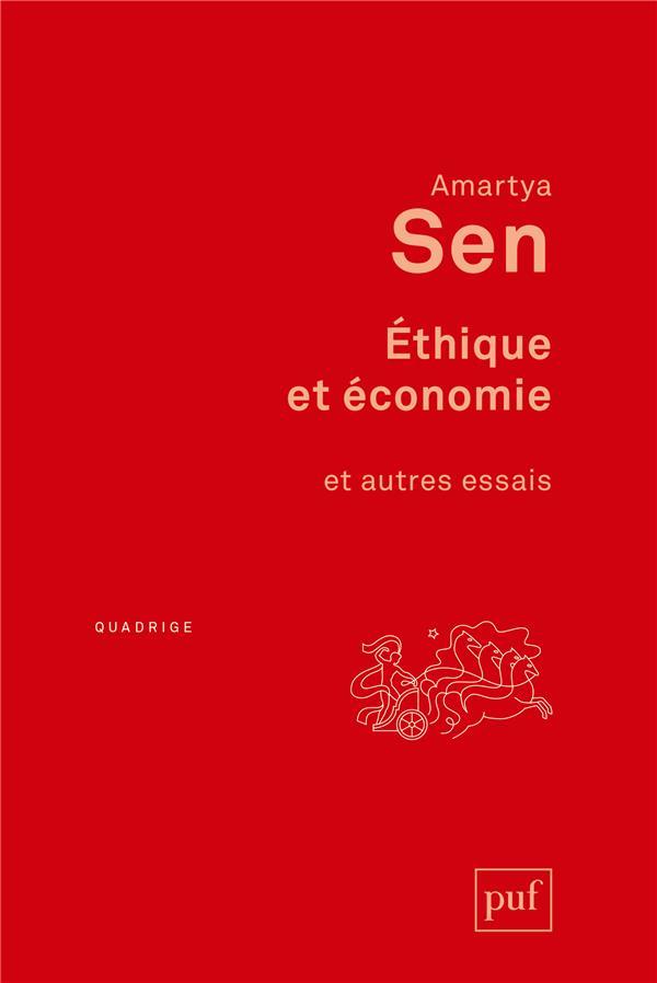 éthique et économie (5e édition)