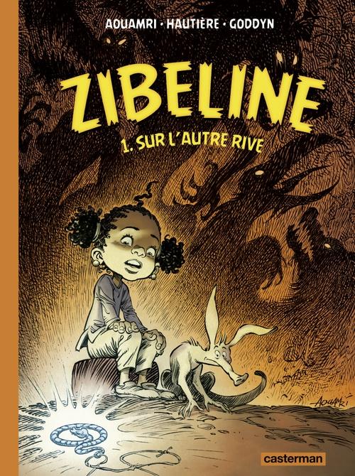 Vente Livre Numérique : Zibeline (Tome 1) - Sur l´autre rive  - Régis Hautière