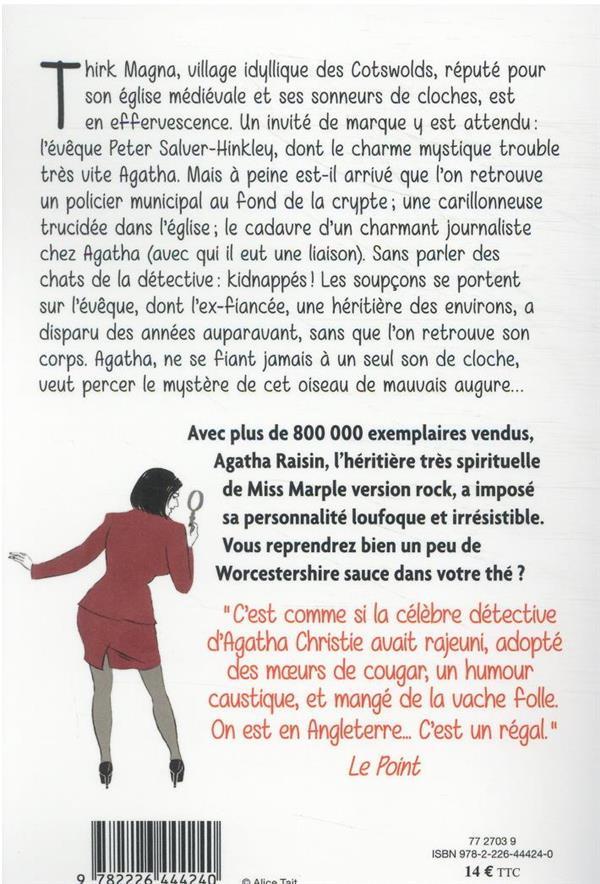 Agatha Raisin enquête t.29 ; sonnent les cloches !