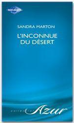 Vente EBooks : L'inconnue du désert (Harlequin Azur)  - Sandra Marton