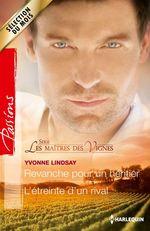 Vente Livre Numérique : Revanche pour un héritier - L'étreinte d'un rival  - Yvonne Lindsay