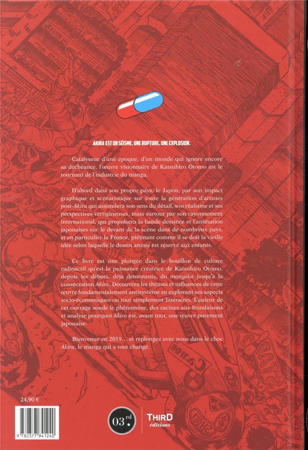 Le choc Akira ; une [r]évolution du manga