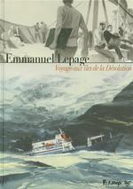 Couverture de Voyage Aux Iles De La Desolation