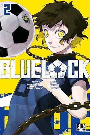 Vente EBooks : Blue Lock T02  - Yûsuke Nomura