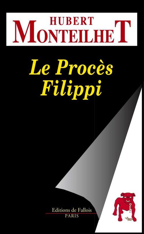 Le Procès Filippi