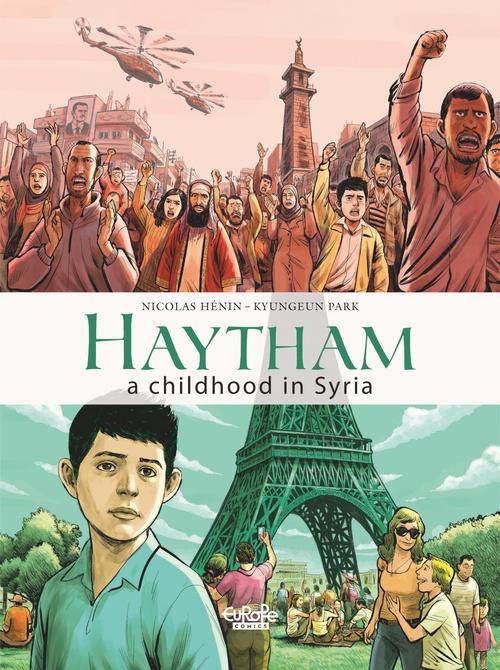 Haytham, une jeunesse syrienne - Haytham