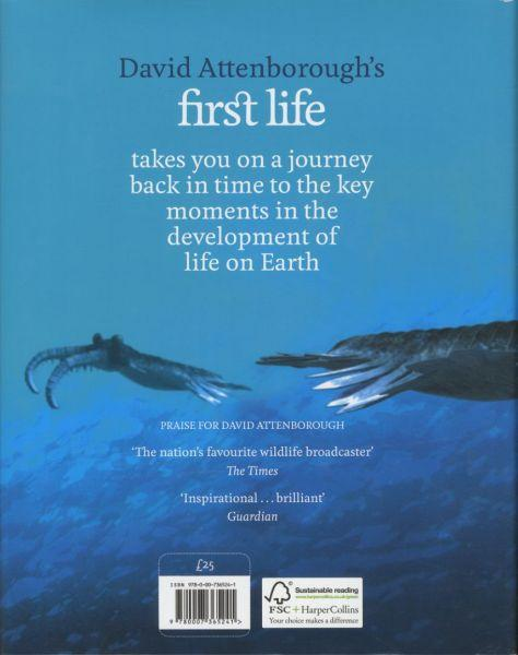David Attenborough's First Life ; A Journey Back in Time with Matt Kaplan