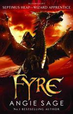 Vente Livre Numérique : Fyre: Septimus Heap book 7  - Angie Sage