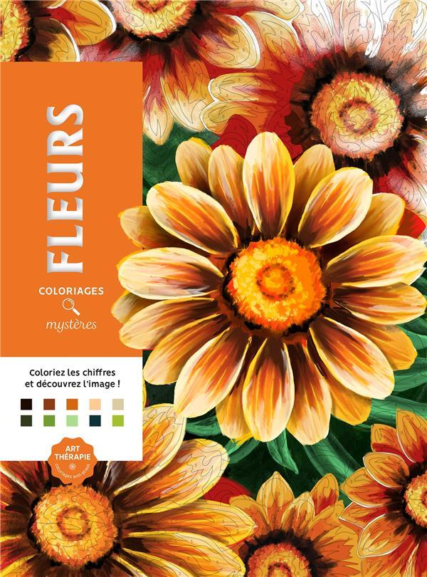 Art Therapie Coloriages Mysteres Fleurs Alexandre Karam Hachette Pratique Papeterie Coloriage Le Hall Du Livre Nancy
