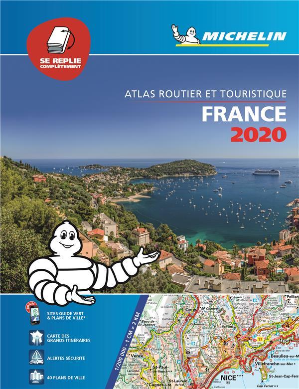FRANCE 2020 ATLAS ROUTIER ET T