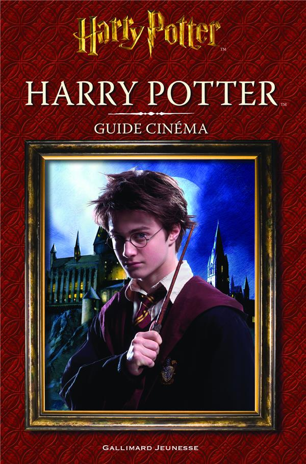 Harry Potter ; guide cinéma t.1