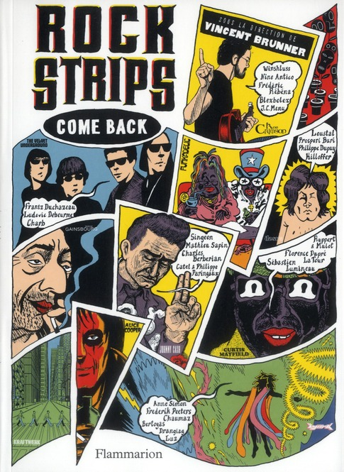 Rock strips ; come back