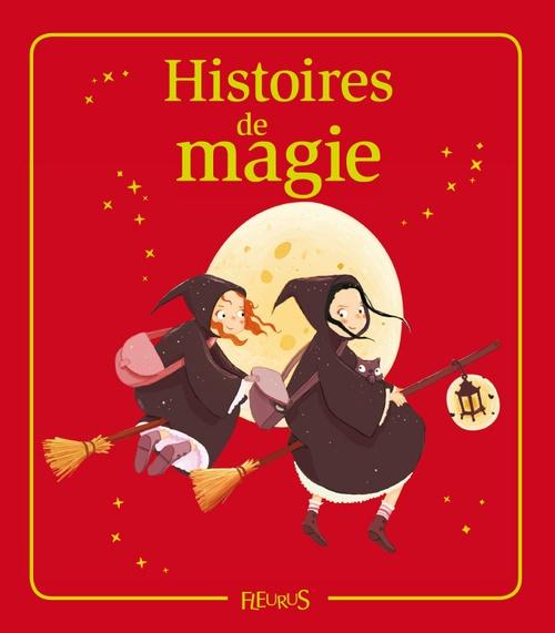 Vente EBooks : Histoires de magie  - Emmanuelle Lepetit  - Charlotte Grossetête  - Juliette Saumande  - Eleonore CANNONE  - Anne Gravier