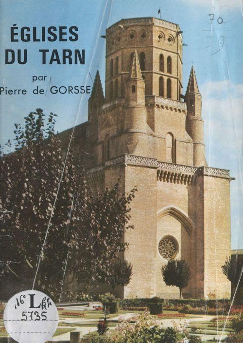 Églises du Tarn  - Pierre de Gorsse