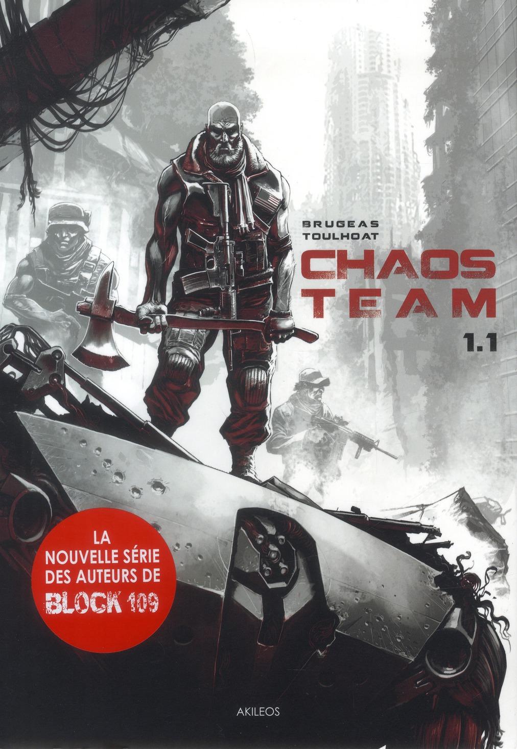 Chaos team - saison 1 t.1