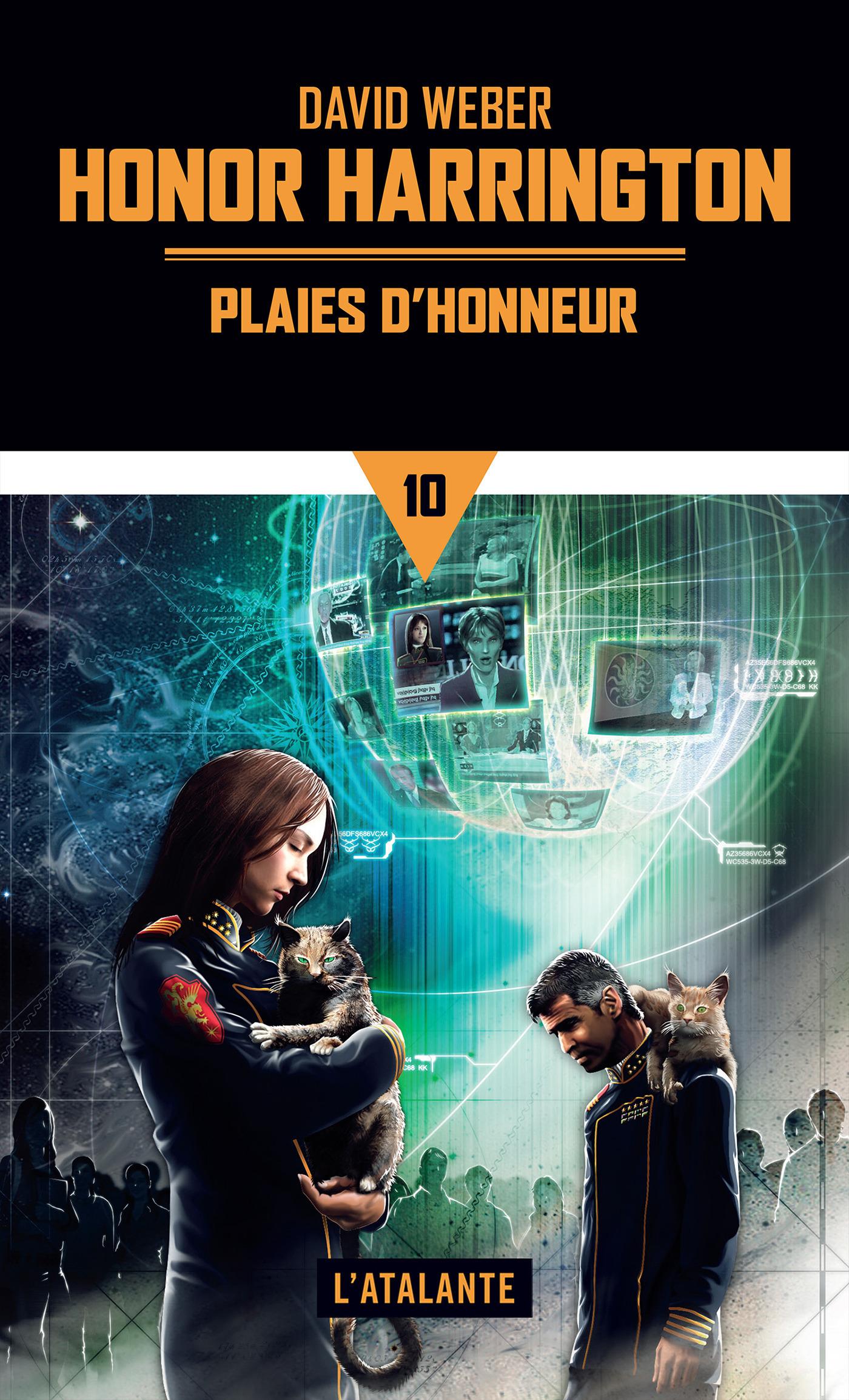 Honor Harrington T.10 ; plaies d'honneur t.1