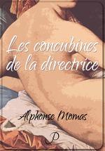 Les concubines de la directrice  - Alphonse Momas