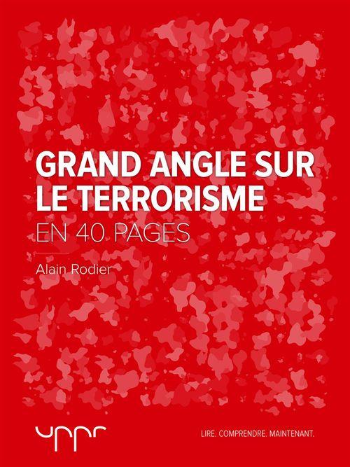 Grand angle sur le terrorisme  - En 40 pages