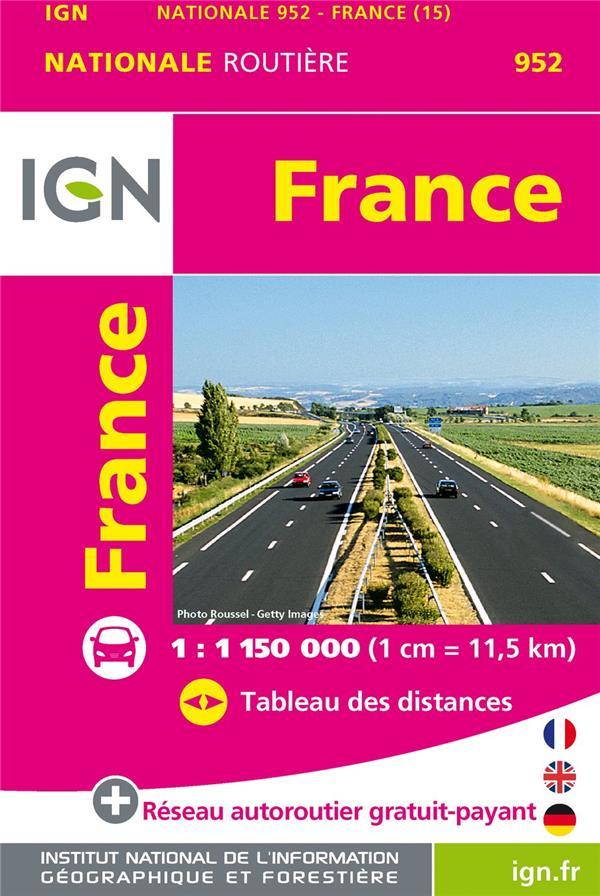 1M952 ; France routière mini