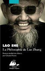 Couverture de La philosophie de lao zhang
