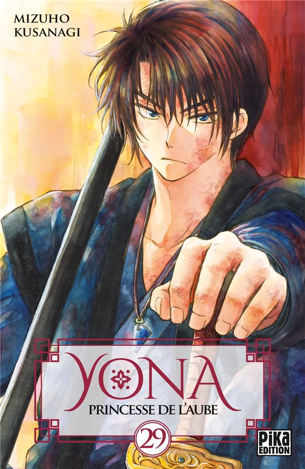 Yona, princesse de l'aube T.29