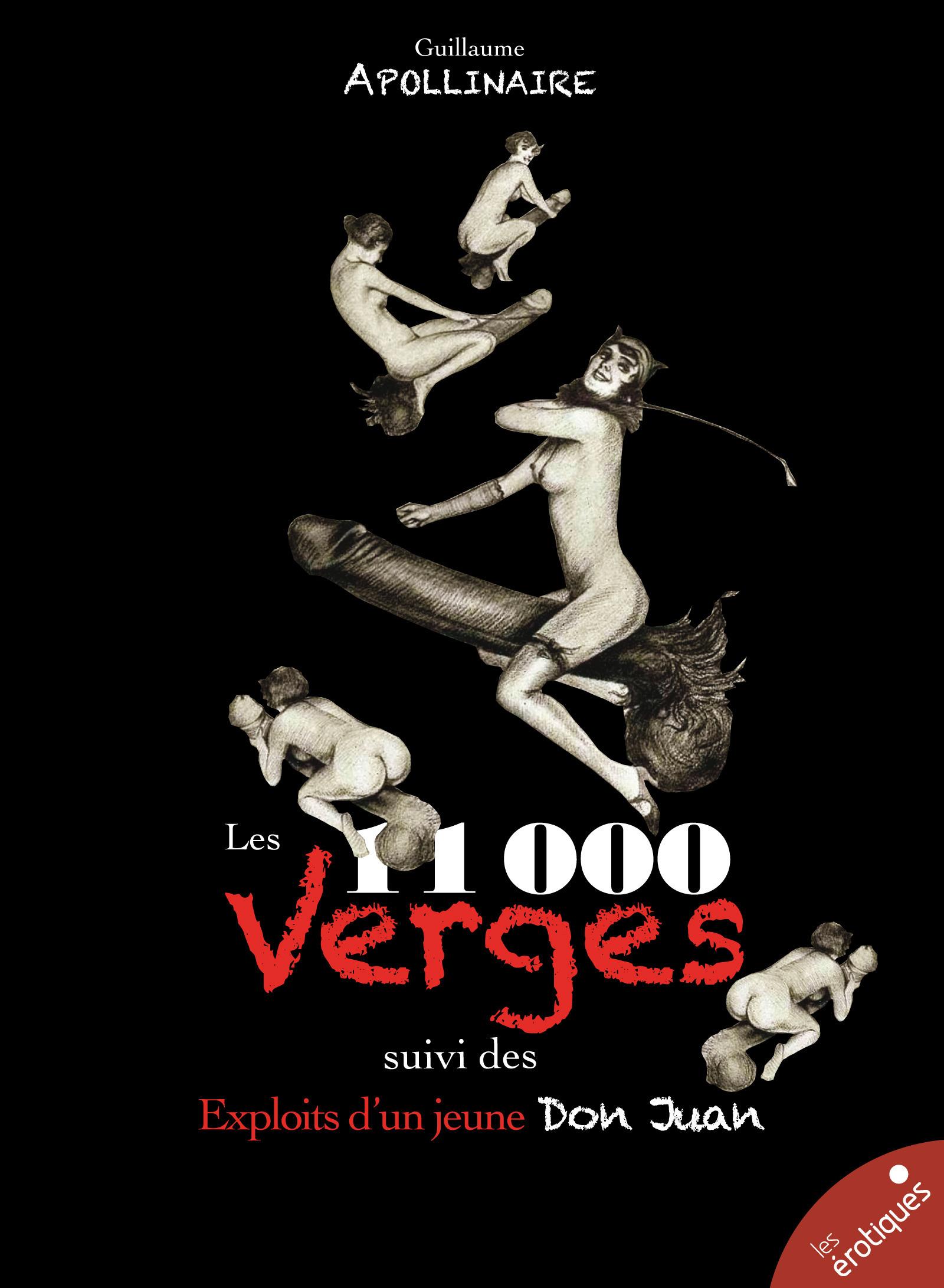 Les onze mille verges ; les exploits d'un jeune Don Juan