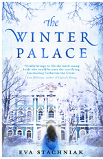 The Winter Palace (A novel of the young Catherine the Great)  - Eva Stachniak