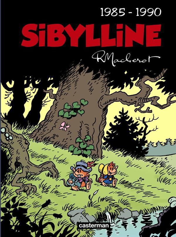 Sibylline ; INTEGRALE VOL.5 ; 1985-1990