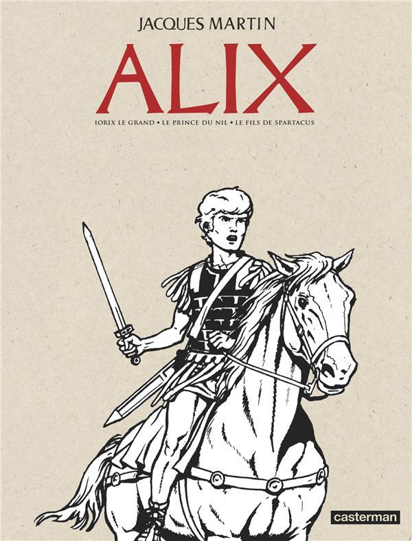 Alix ; INTEGRALE T.10 A T.12