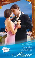 Vente Livre Numérique : La mariée de Marbella  - Carol Marinelli