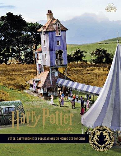 La collection Harry Potter au cinéma t.12 ; Harry Potter au cinéma