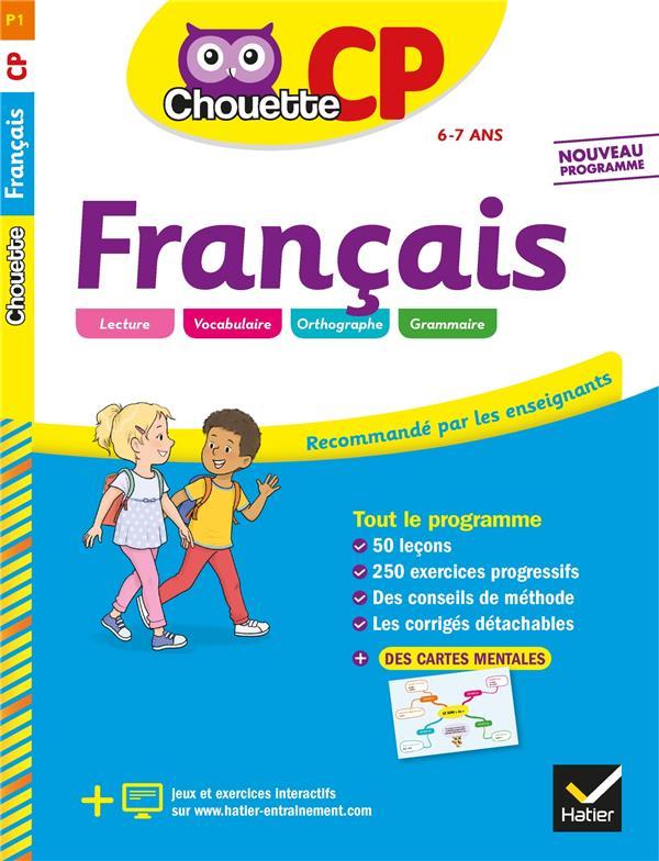 Chouette entraînement ; français ; CP