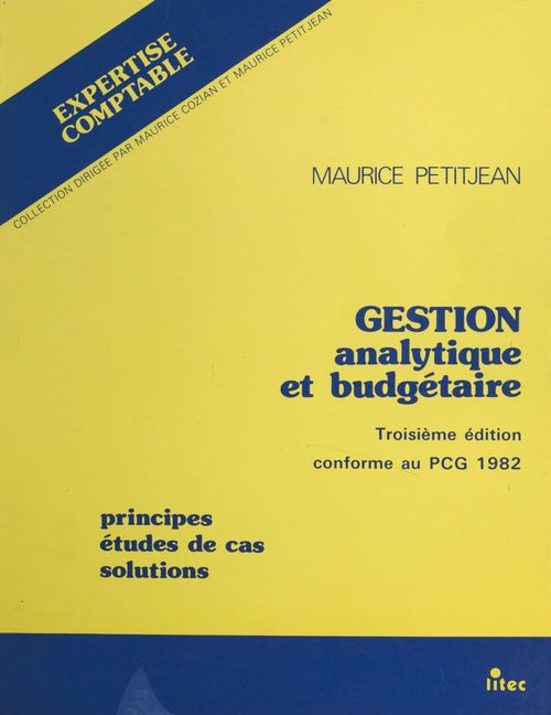 Gestion analytique et budgetaire