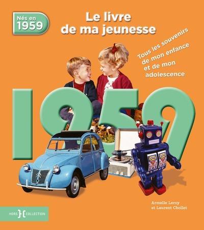 1959 ; le livre de ma jeunesse