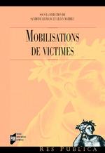 Vente Livre Numérique : Mobilisations de victimes  - Lilian Mathieu - Sandrine Lefranc