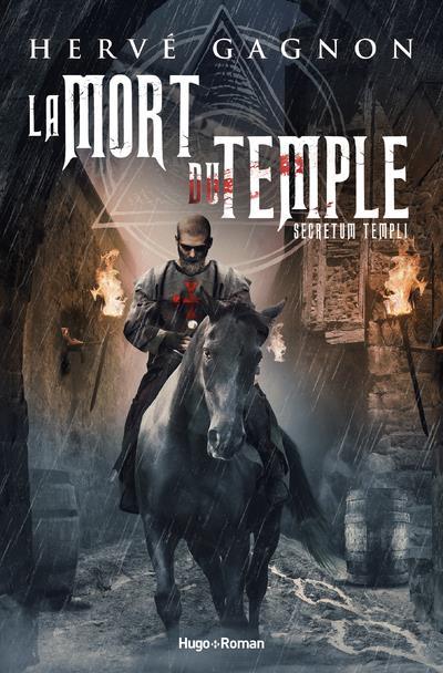 La mort du temple t.1 ; secretum templi