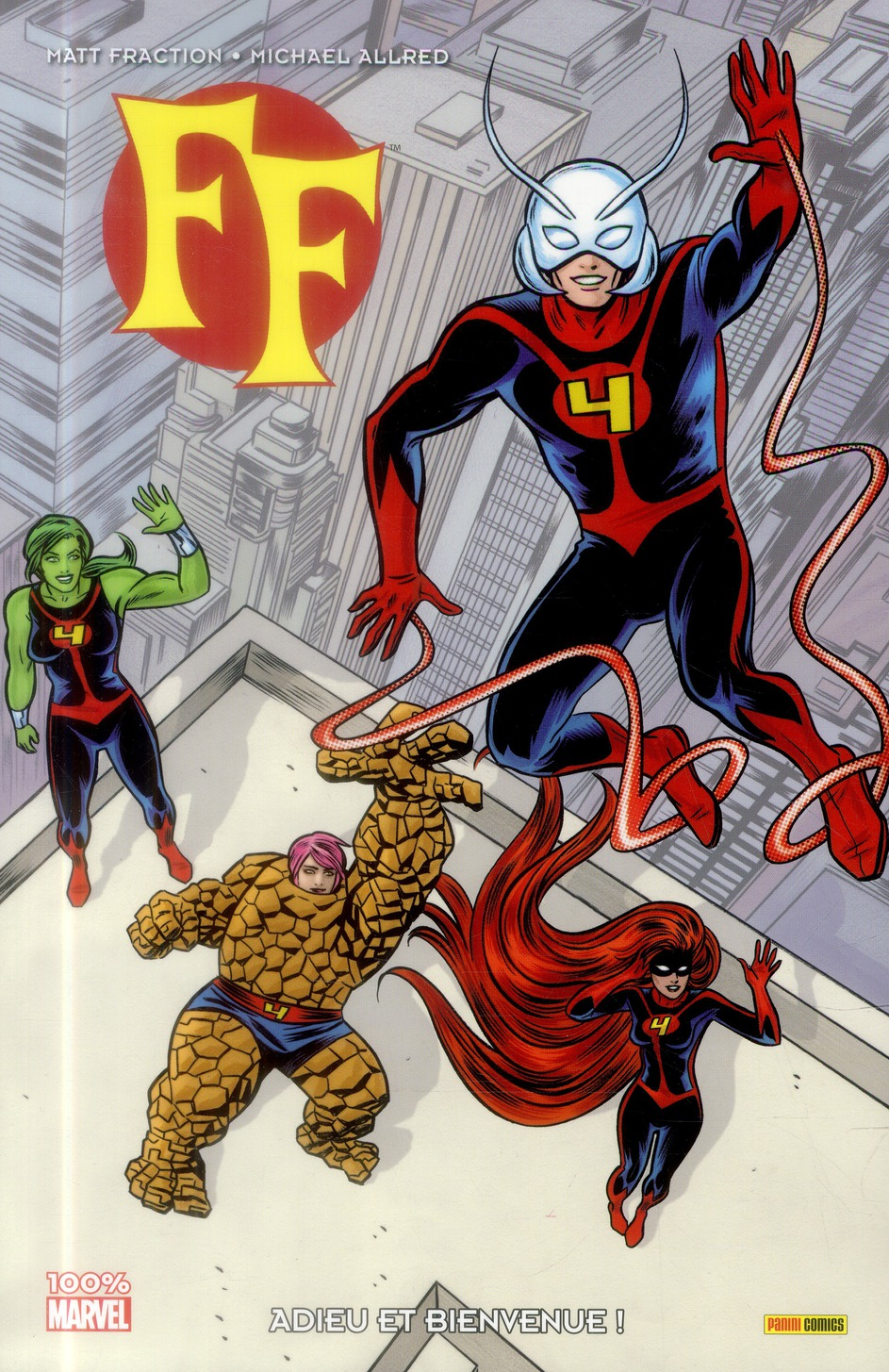 FF marvel now ! t.1