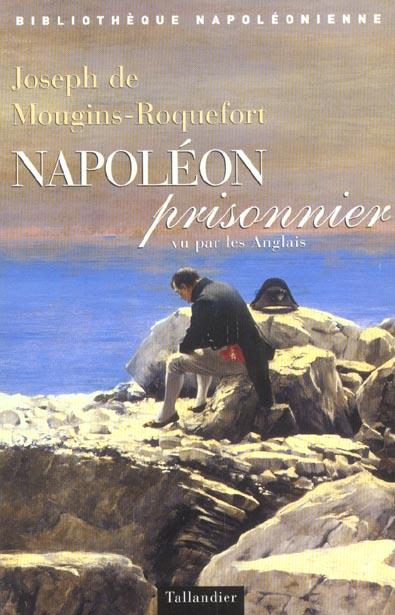 napoleon prisonnier vu par les anglais