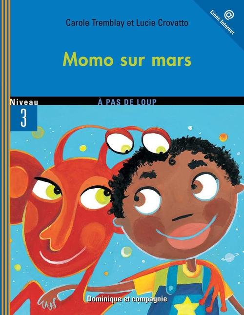 Momo sur Mars