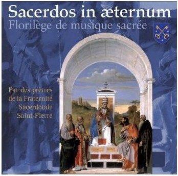 Sacerdos in aeternum ; florilège de musique sacrée
