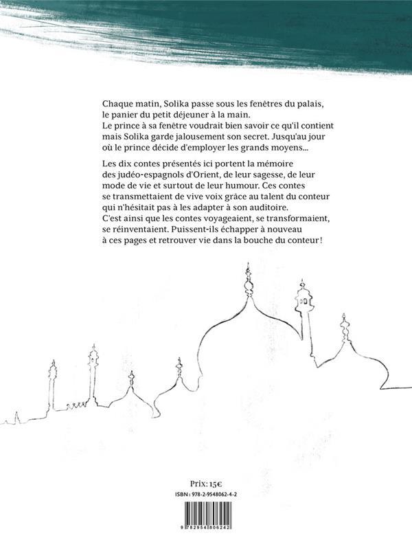 Amours et sortilèges ; et autres contes judéo-espagnols
